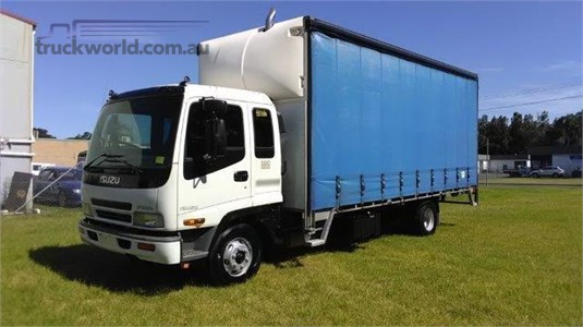 2003 Isuzu FRR 500 Hills Truck Sales - Trucks for Sale