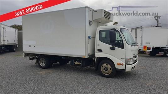 2014 Hino 300 616 - Trucks for Sale