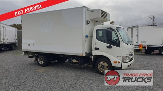 2014 Hino 300 616 Trade Price Trucks  - Trucks for Sale