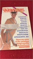 Collection of Vintage Adult Magazines