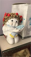 Vintage Snowbabies and Dreamsicles Figures In the
