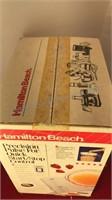 Vintage New In Box Hamilton Beach Blend Master