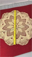 Collection of Vintage Lace Doilies