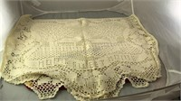 2pcs Large Home Sweet Home Table Runners /