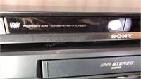 Collection of VCR and DVD Players JVC Has  Remote