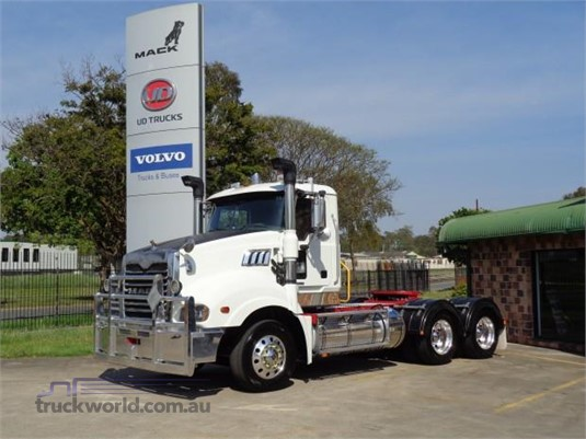 2014 Mack Trident - Trucks for Sale
