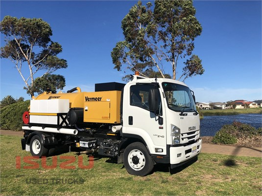 2018 Isuzu FSR 120 140-240 Used Isuzu Trucks - Trucks for Sale