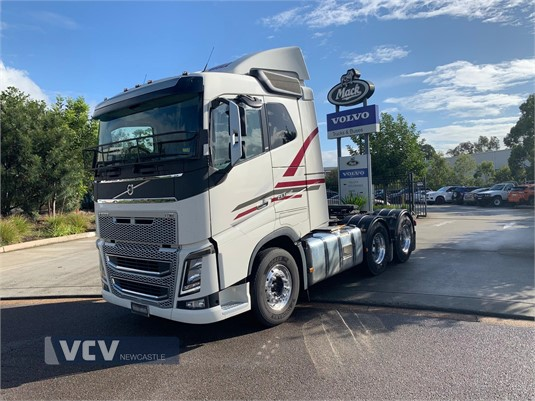 2015 Volvo FH600 Volvo Commercial Vehicles - Newcastle - Trucks for Sale