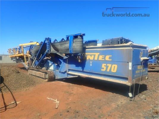 2007 Fintec 570 - Farm Machinery for Sale