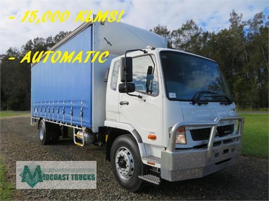 2014 Fuso Fighter 1627 Midcoast Trucks - Trucks for Sale
