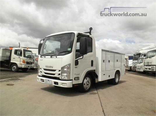 2015 Isuzu NLR Westar - Trucks for Sale