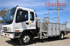 2004 Isuzu FRR 550 Service Vehicle
