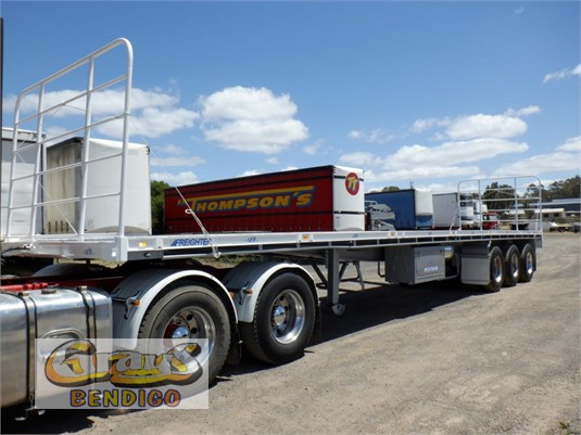 1997 Freighter Flat Top Trailer Grays Bendigo  - Trailers for Sale