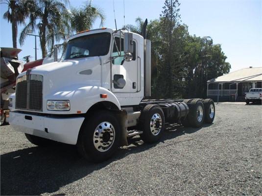 2011 Kenworth T358 - Trucks for Sale