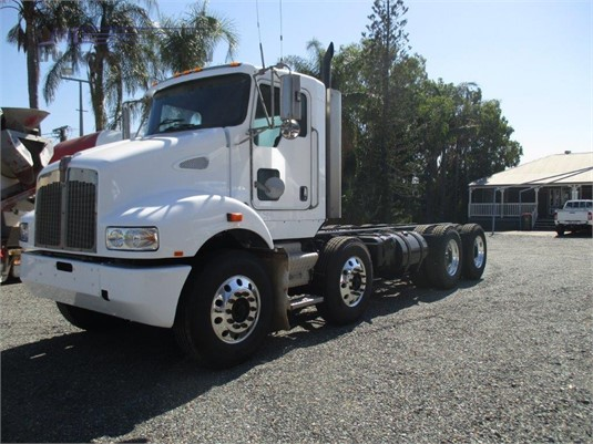 2011 Kenworth T358 Rocklea Truck Sales - Trucks for Sale