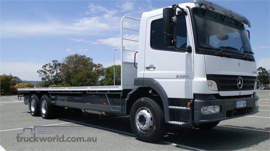 2007 Mercedes Benz Atego 2328 - Trucks for Sale