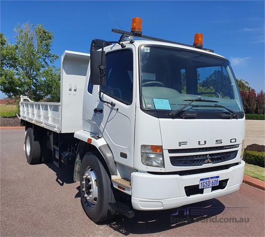 2010 Fuso Fighter FM600 - Trucks for Sale