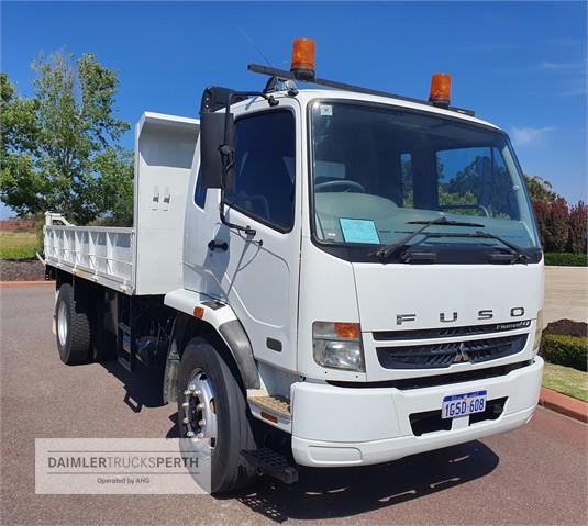 2010 Fuso Fighter FM600 Daimler Trucks Perth  - Trucks for Sale