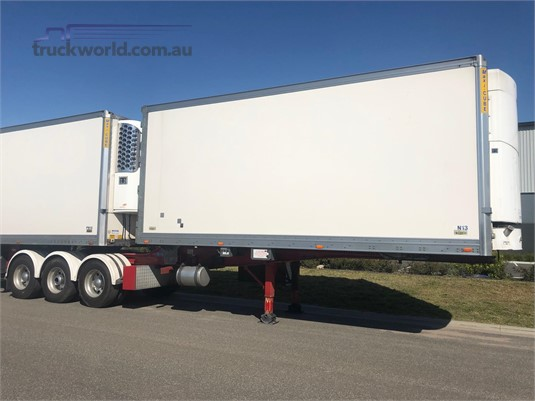 2013 Maxitrans Refrigerated Trailer - Trailers for Sale