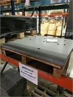 Black Granite Werzalit Table Top -Qty 14