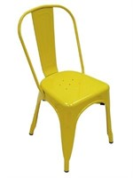 Manhattan Side Chair- Yellow -Qty 88