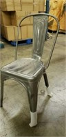 Manhattan Side Chair - Natural -Qty 4