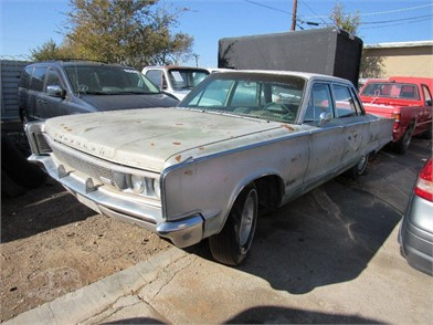 1966 CHRYSLER NEW YORKER - NO ENGINE/TRANSMISSION Otros ... on