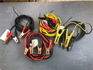 4 JUMPER CABLES Other Items For Sale - 2 Listings ... on
