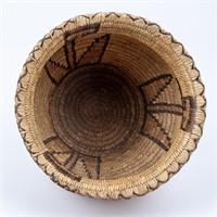 Southwestern Style Gourd & Woven Basket