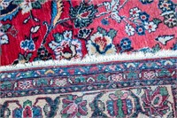 Large Persian Hand Woven Rug