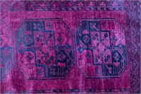 Bukhara Woven Turkish Rug
