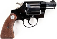 Gun Colt Cobra DA Revolver in 38 SPL