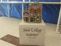 11/22/19 - Dept 56, Outdoor & Indoor Christmas Decor Auction