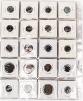 Coin 40 Ancient World Coins
