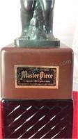 Vintage Master Pierce Liquor Dispenser Plastic