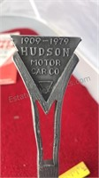 Collection of Antique Hudson Motor Car Items 1979