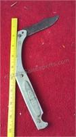 Antique Yankee Cutlery Co Straight Razor MSA Co