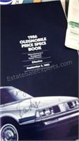 Collection of Auto Ephemera from the 70's thru