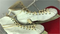 Pair of Vintage Starr Mfg Ladies Figure Skates
