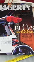 Collection of Hagerty's Motoring Magazines and