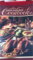 Collection of Softcover Vintage Cookbooks