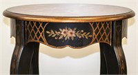 Furniture Contemporary Round Side / End Table