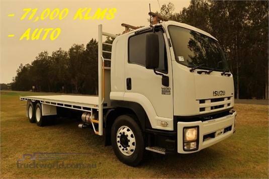 2010 Isuzu FVZ 1400 Auto - Trucks for Sale