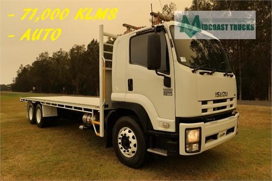 2010 Isuzu FVZ 1400 Auto Midcoast Trucks - Trucks for Sale