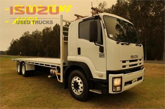 2010 Isuzu FVZ 1400 Auto Used Isuzu Trucks - Trucks for Sale