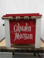 Morgan wooden cooler display enhancer  2 and a
