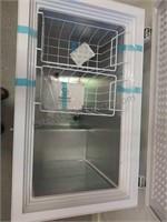 Jagermeister decorative floor freezer 33 in by 32