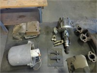 Large Lot of Project Tractor with Large Assortment