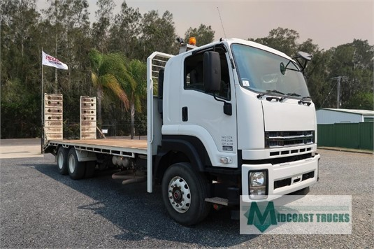 2016 Isuzu FXY 1500 Long Midcoast Trucks - Trucks for Sale