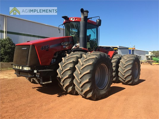 2007 Case Ih Steiger 485 HD Ag Implements - Farm Machinery for Sale